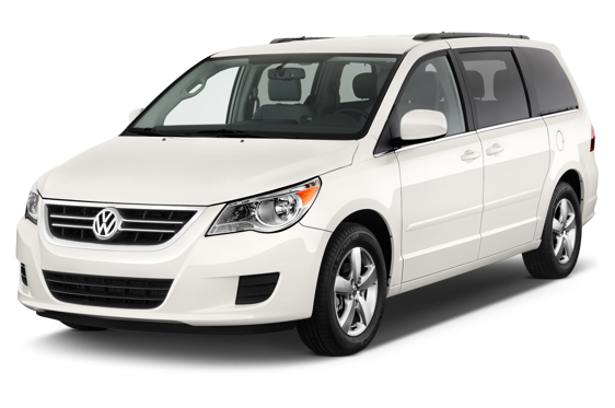 Slide 1 of 15: 2012 Volkswagen Routan