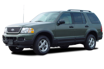 2003 ford expedition specs