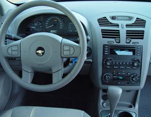 2005 Chevrolet Malibu Lt Interior Photos Msn Autos