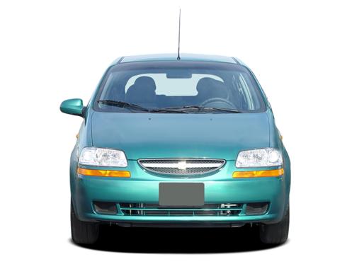 2005 Chevrolet Aveo Overview Msn Autos