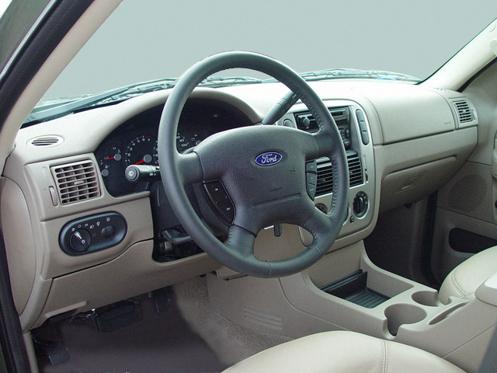 2003 Ford Explorer Eddie Bauer 4 0 Awd Interior Photos Msn Autos