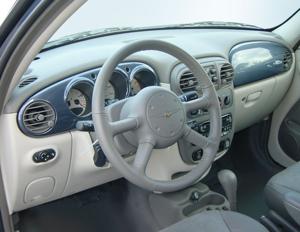 2003 chrysler pt cruiser touring edition interior photos msn autos 2003 chrysler pt cruiser touring
