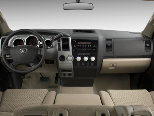 2009 Toyota Tundra Interior Photos - MSN Autos