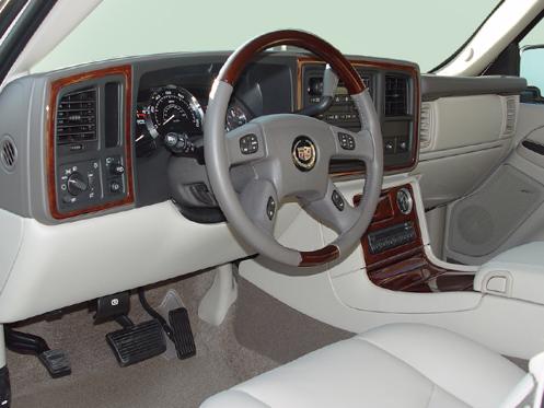 2005 Cadillac Escalade ESV Interior Photos - MSN Autos