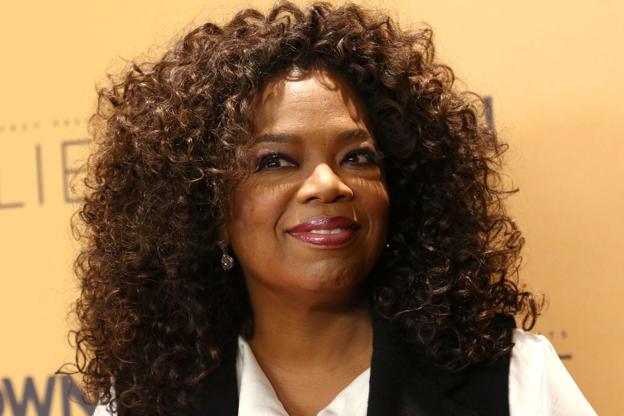 Slide 3 of 20: Oprah Winfrey