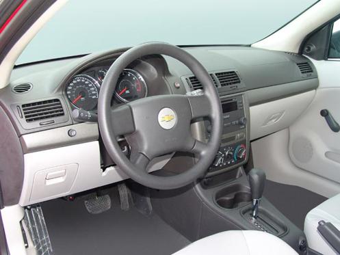 2005 Chevrolet Cobalt SS Supercharged Interior Photos - MSN
