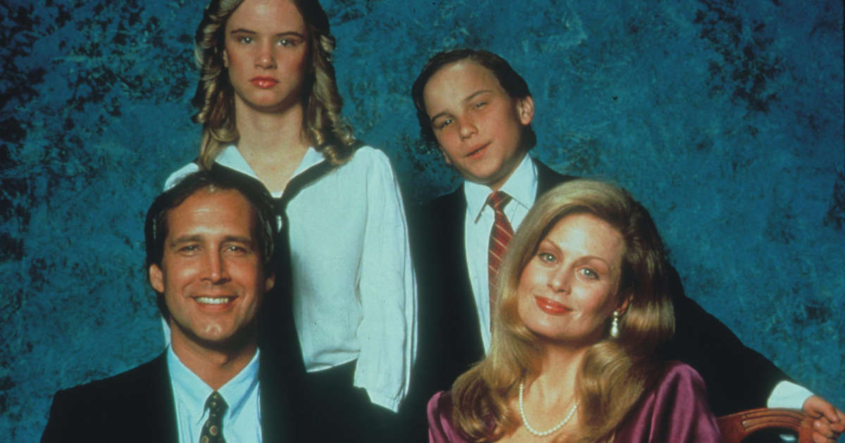 National Lampoon\'s Christmas Vacation\' stars - Where are they now?