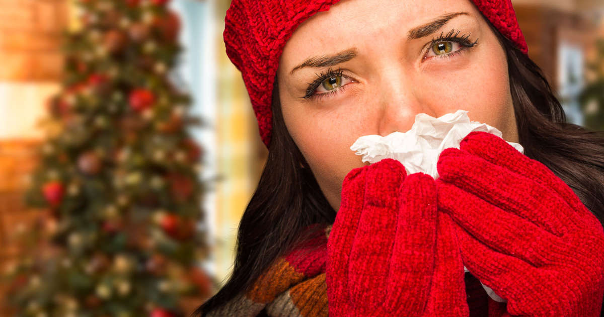 459b85647a6ec The 12 pains of Christmas  common winter illnesses treated