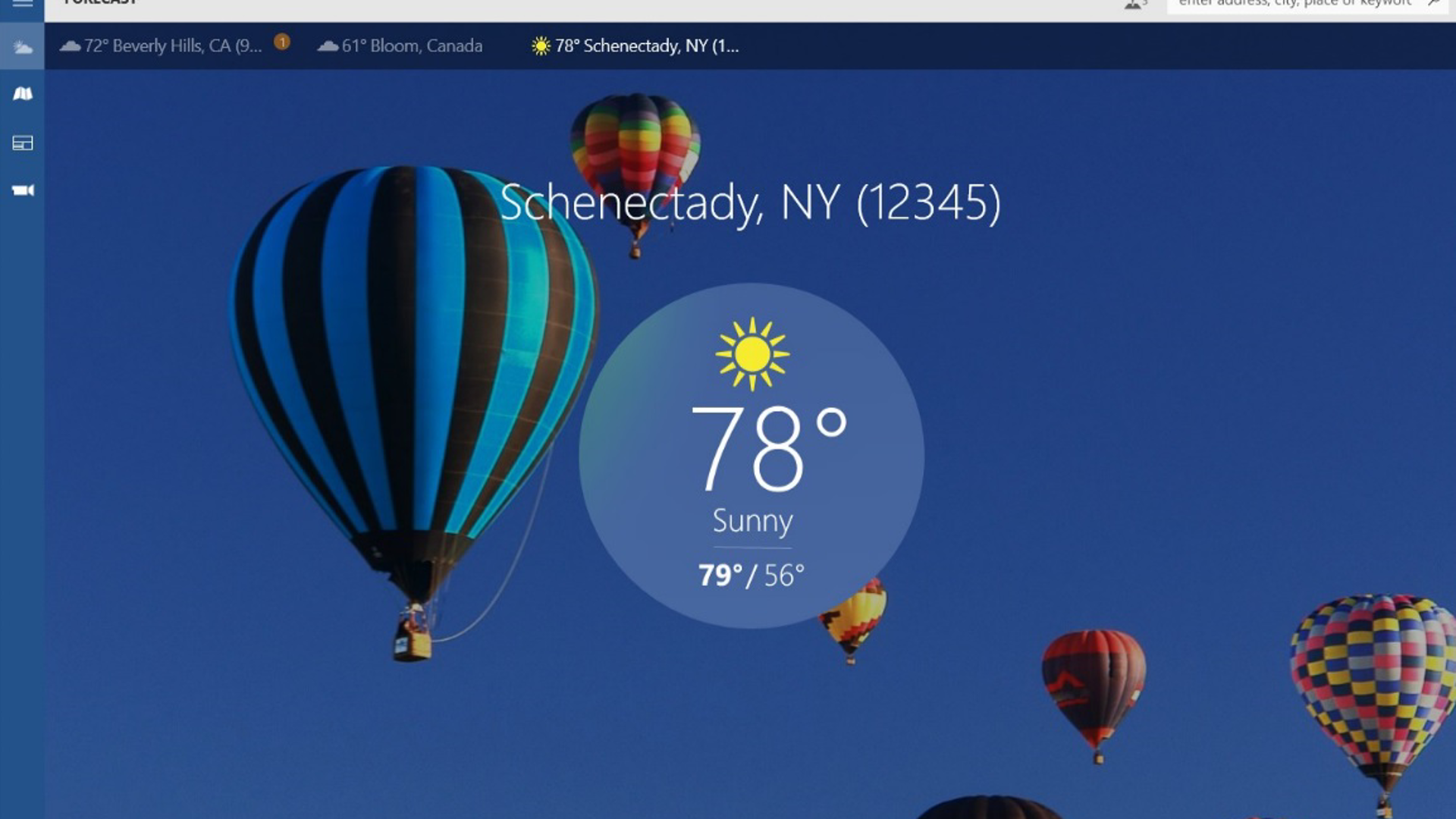 We listed the best weather app for Mac here, A Mac weather app with a forecast on Mac menubar is crucial to plan your business or family vacation.