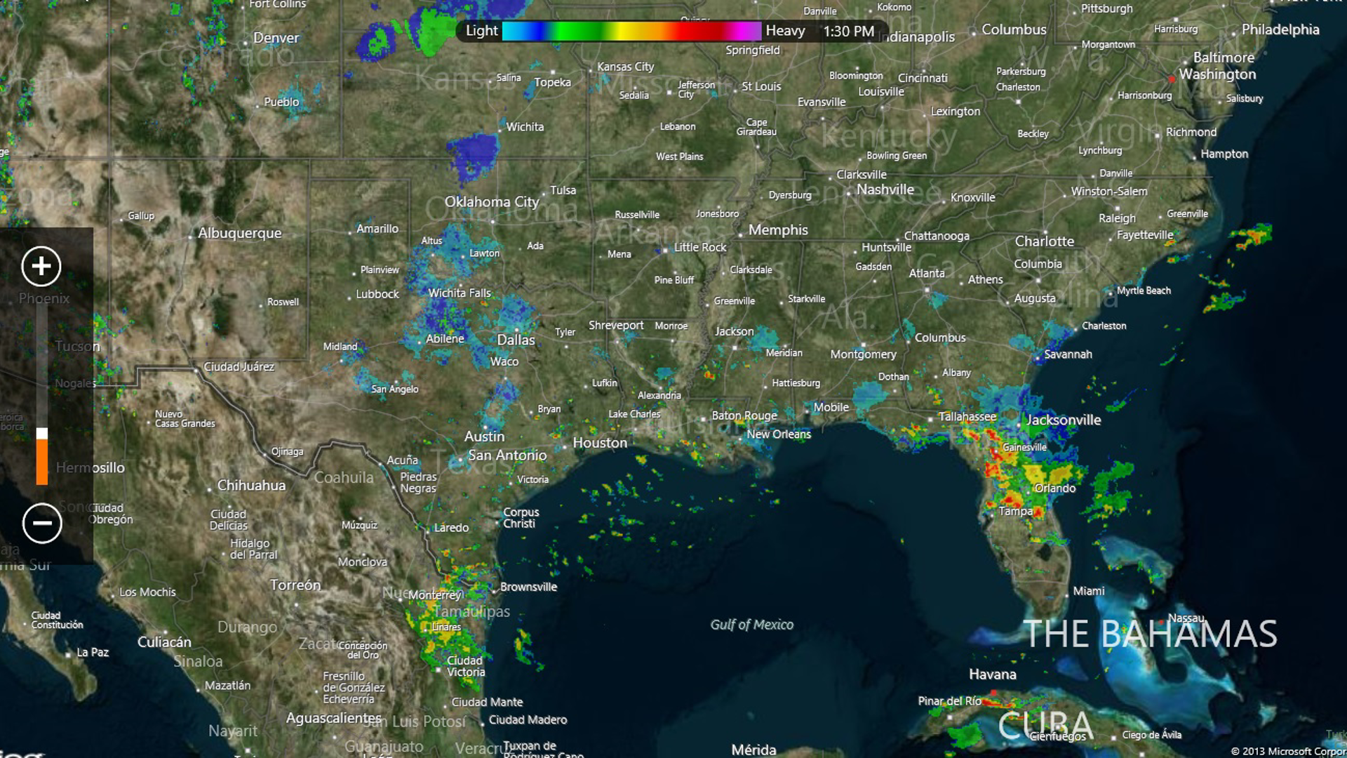 Toprated Weather Apps For Windows - World weather radar