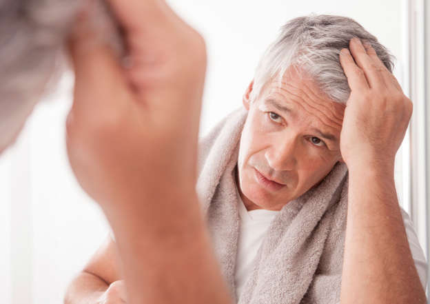 10 Head-Scratching Facts About Gray Hair