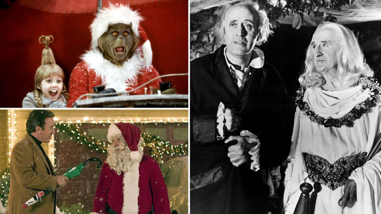 A Christmas For The Books.13 Brilliant Christmas Movies Based On Books And Stories