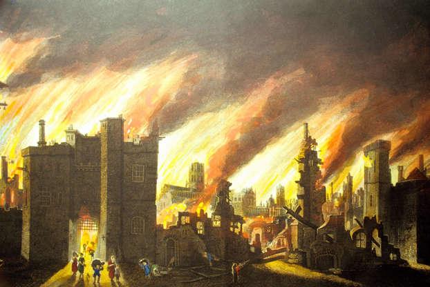 Διαφάνεια 5 από 20: The Great Fire of London