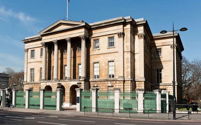 Διαφάνεια 8 από 20: Apsley House in London