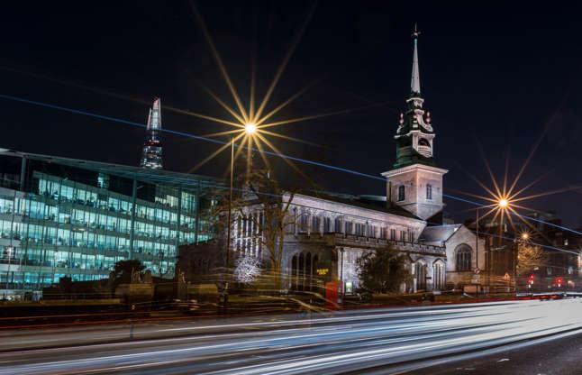 Διαφάνεια 16 από 20: All Hallows by the Tower, the oldest church in the City of London located on Tower Hill