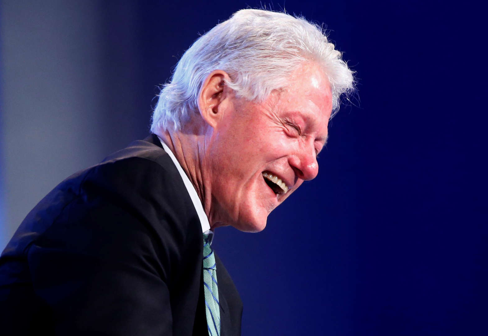 """<p>Just like a hot, juicy sex scandal, President Bill Clinton loved his hot and greasy <strong>cheeseburgers</strong>. </p><p>Adorned with lettuce, tomato, mayonnaise, pickles and onions, his love for burgers was even <a  data-cke-saved-href=""""http://www.foodandwine.com/slideshows/presidential-food-obsessions/4"""" href=""""http://www.foodandwine.com/slideshows/presidential-food-obsessions/4"""">portrayed</a> on an episode of Saturday Night Live. After health complications, he decided he would become a <a  data-cke-saved-href=""""http://www.foodandwine.com/slideshows/presidential-food-obsessions/4"""" href=""""http://www.foodandwine.com/slideshows/presidential-food-obsessions/4"""">vegan</a> in 2011. </p><p>Source: <a  data-cke-saved-href=""""http://www.foodandwine.com/slideshows/presidential-food-obsessions/4"""" href=""""http://www.foodandwine.com/slideshows/presidential-food-obsessions/4"""">Food and Wine</a></p>"""