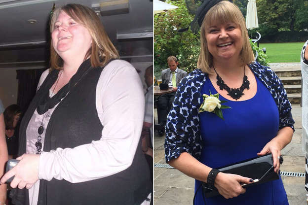 We did it, so can you!' Inspirational weight loss stories