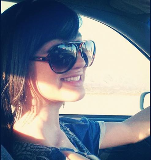 Diapositiva 3 de 13: Ella salía en el videoclip de 'One time' de Justin Bieber.