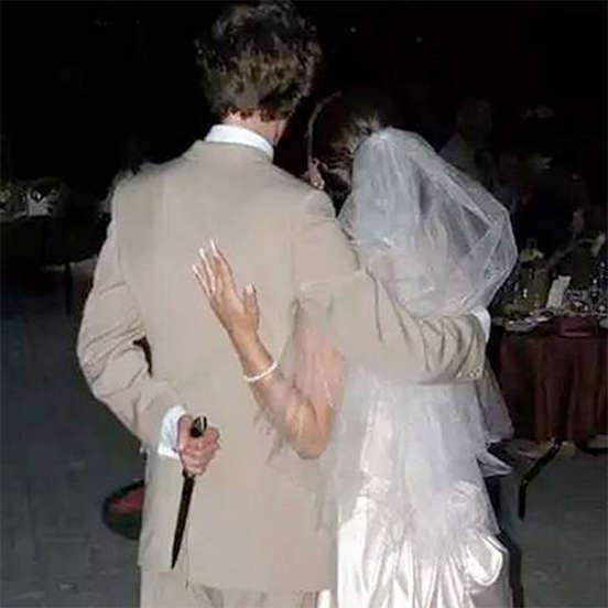 Bilderesultat for worst wedding photos