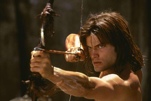 The Legend of Tarzan movie reviews