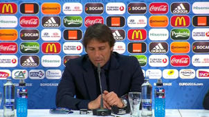 Italy coach Conte says his players gave everything in Euro 2016
