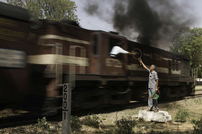 Indian Railway fan-photographers capture the drama of the