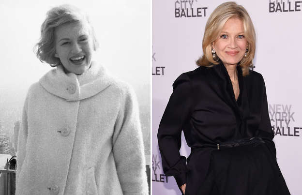 TV newscasters: then and now