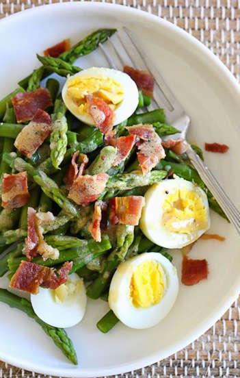 sopa de huevo italiana comiendo bien con diabetes