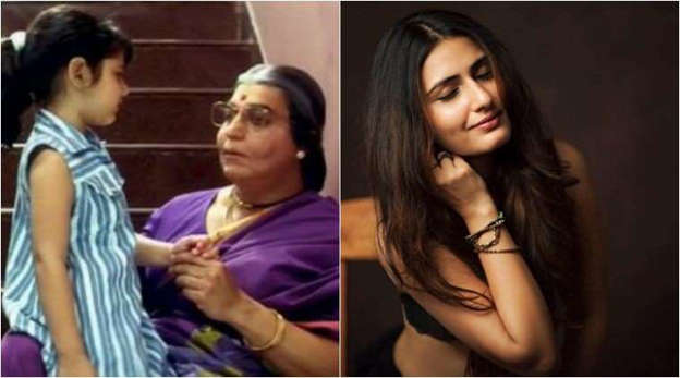 Famous TV & Bollywood child actors: Then & now