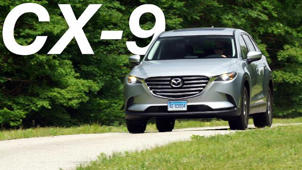 2016 Mazda CX-9 Road Test