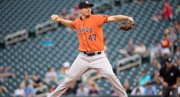 Chris Devenski #47 News, Stats, Photos - Houston Astros - MLB - MSN