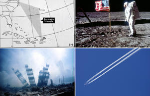 The Truth is out there: Biggest conspiracy theories