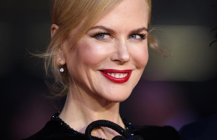 Nicole Kidman attending the 60th BFI London Film Festival screening of Lion at the Odeon cinema, London.