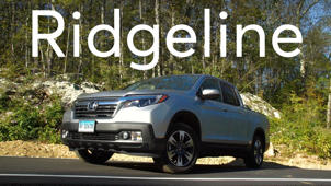 2017 Honda Ridgeline Road Test