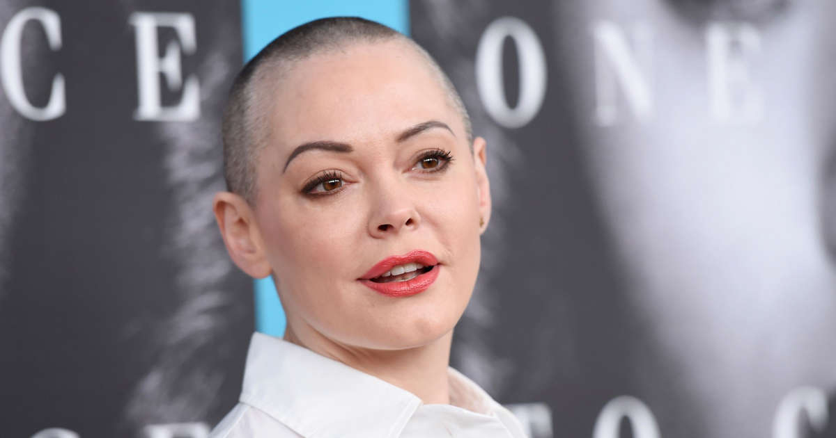 Weinstein accuser Rose McGowan is indicted for cocaine possession