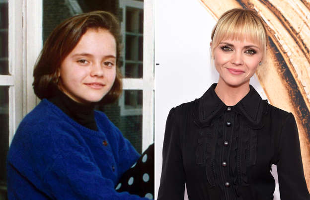 Child stars of the '90s: Then and now