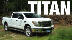 2016 Nissan Titan XD Road Test