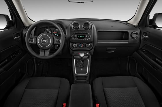2017 Jeep Patriot Laude High Alude Edition 4x4 Interior Photos