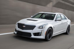 2017 Cadillac CTS-V is all performance all the time