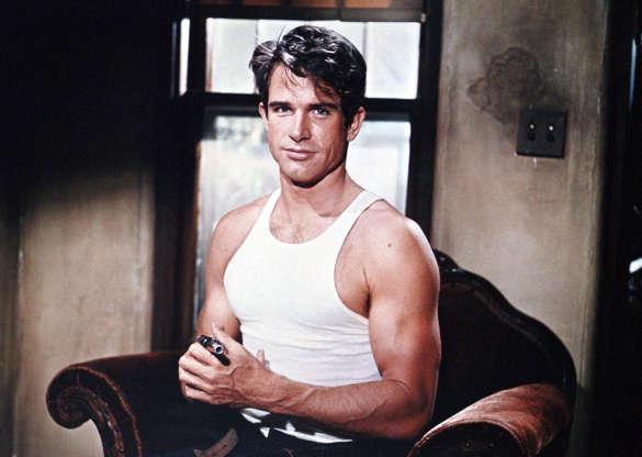 Διαφάνεια 36 από 45: American Actor Warren Beatty. (Photo by Photoshot/Getty Images)