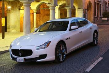 2017 Maserati Quattroporte Overview Msn Autos