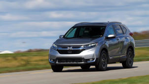 2017 Honda CR-V Quick Drive