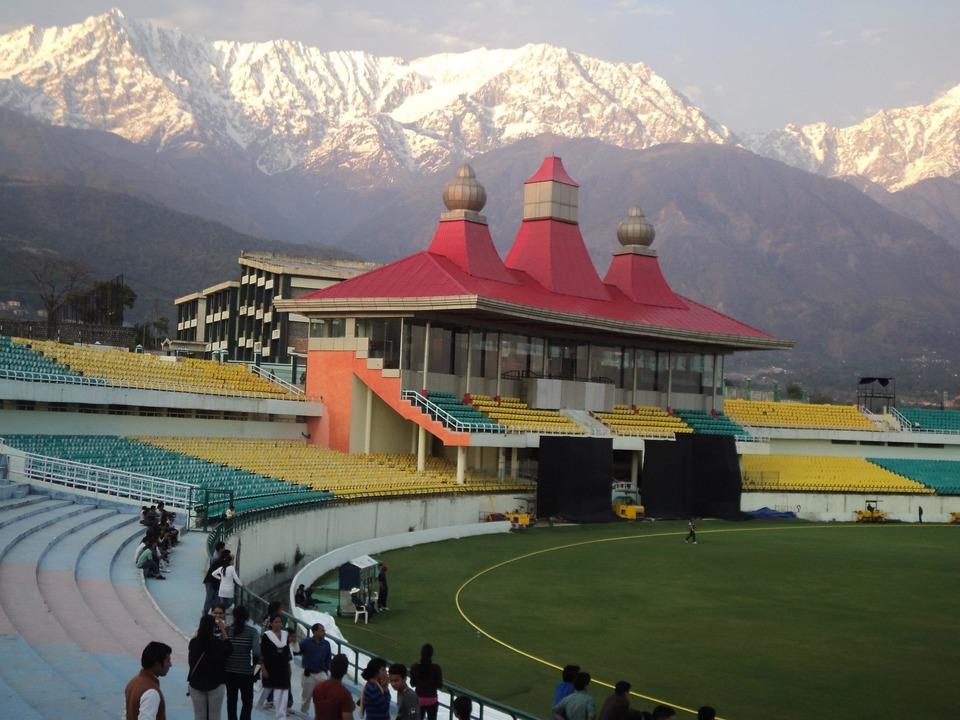 Top ten beautiful cricket stadium in india