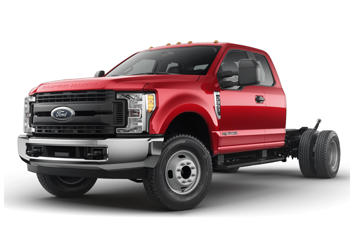2017 ford f-350 super duty chassis cab