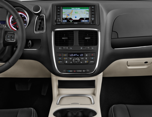 2017 Dodge Grand Caravan Interior Photos Msn Autos