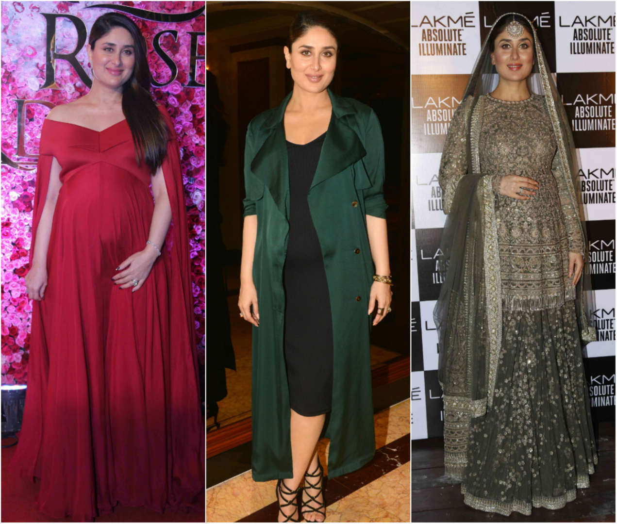 866bcf5aedb16 How Kareena Kapoor redefined the maternity style in 2016