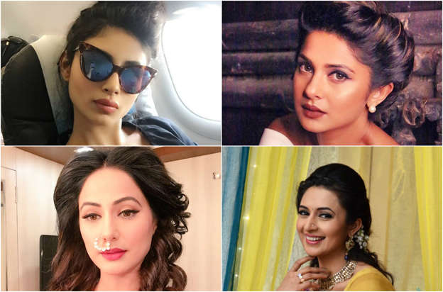 Most popular TV actresses