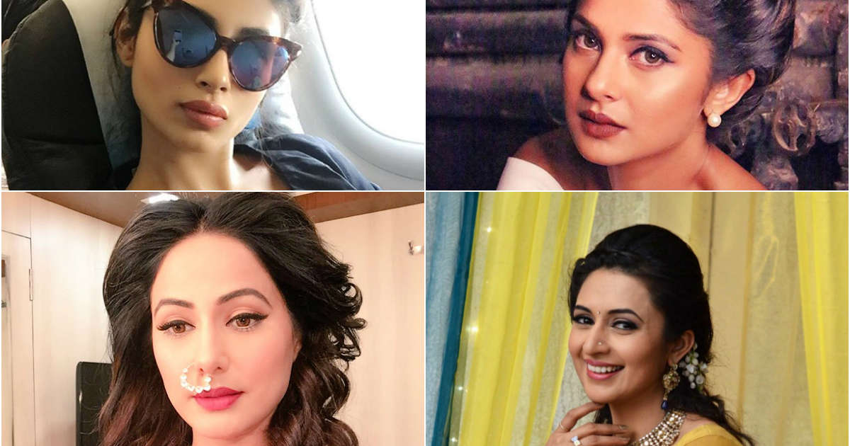 Most popular TV actresses