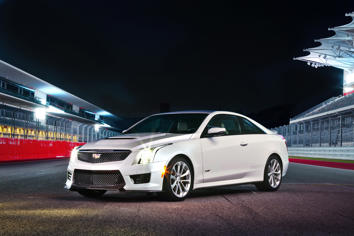 2017 Cadillac Ats V Coupe V Rwd Specs And Features Msn Autos