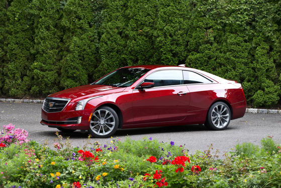 2017 Cadillac Ats Coupe Overview Msn Autos